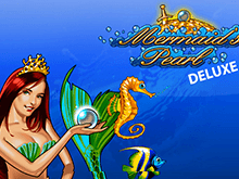 Mermaid's Pearl Deluxe в Вулкан Удачи