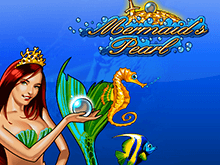 Mermaid's Pearl в клубе Вулкан 24