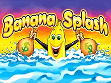 Автомат Banana Splash в Вулкане на деньги